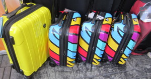 Can you see why I drooling over this luggage?  Photo by Alice Farinas.