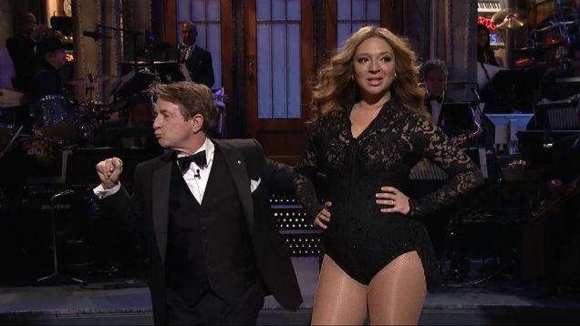 SNL: Marty & Beyoncé - SNL 40th Anniversary Special ...