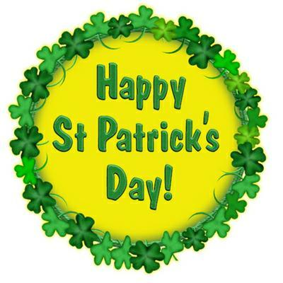 holiday happy st patrick s day 2016 rh itsnotaboutme tv  free clipart happy st patrick's day