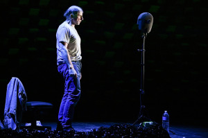 Simon McBurney.  Photo by Rob Latour for The Wallis, as is the big one at the top.