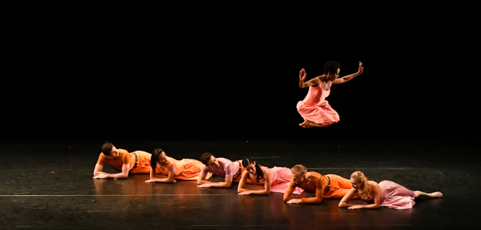 Paul Taylor Dance Company perform at The Wallis Annenberg Center for the Performing Arts on Friday, May 5, 2017 in Beverly Hills, CA