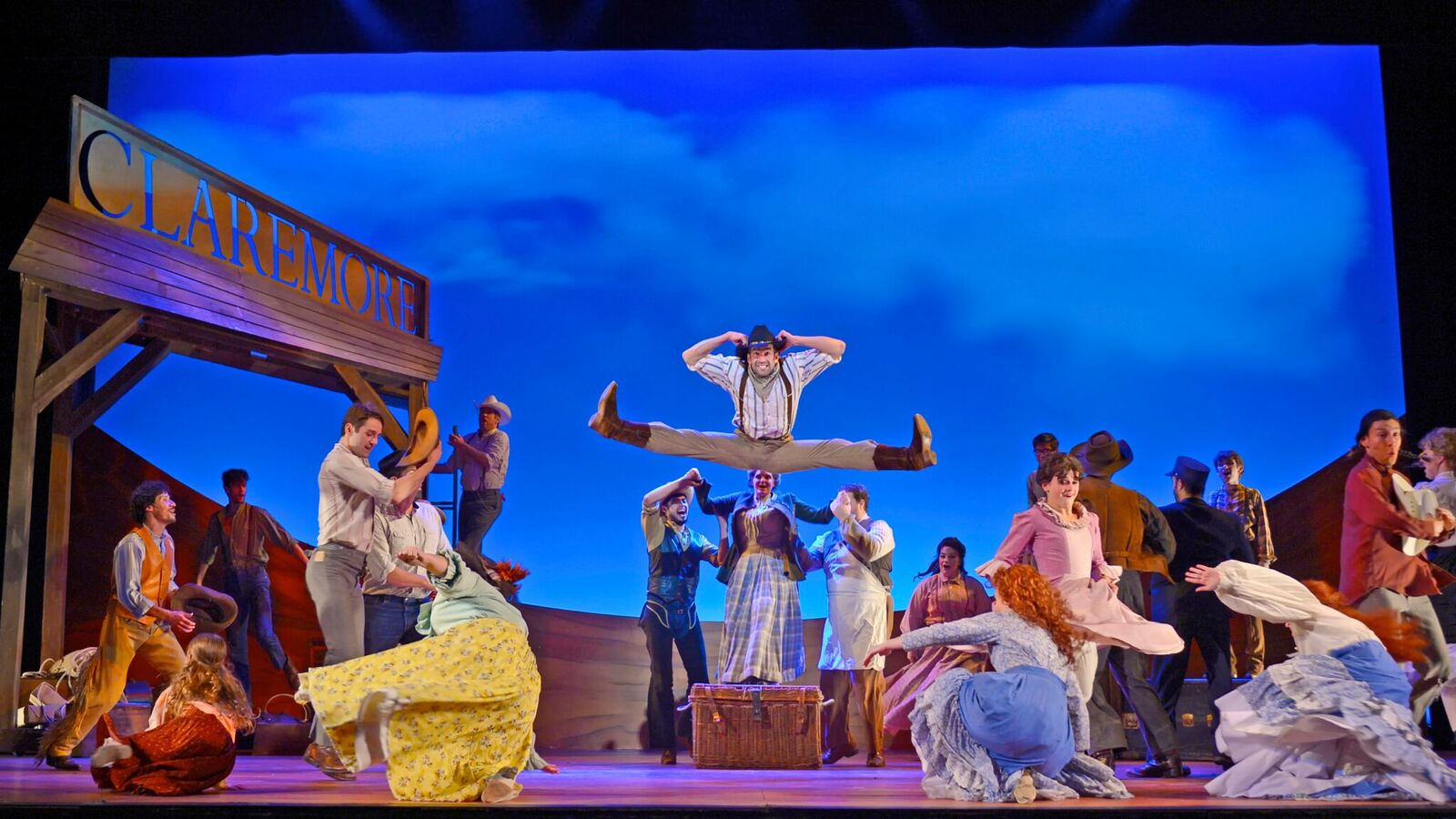 Theatre oklahoma photo by salvador farfancaught in the moment photography as is the big one malvernweather Images