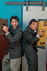 Nate Beals and Rafael Orduna. Photo by Nicholas Mastrolia.