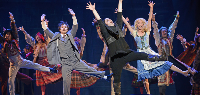 012 Young Frankenstein produced by 3-D Theatricals
