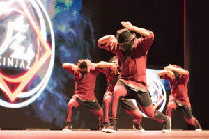 Kinjaz. Photo by Susy Miller, as is the big one at the top of the page, of one of the other amazing dance numbers.