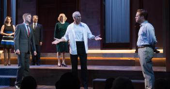 Pasadena Playhouse. 2017. King Charles III. Photo: Jenny Graham.