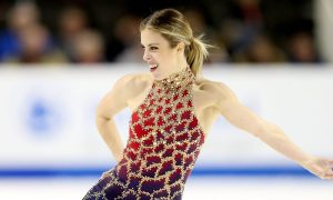 Ashley Wagner.