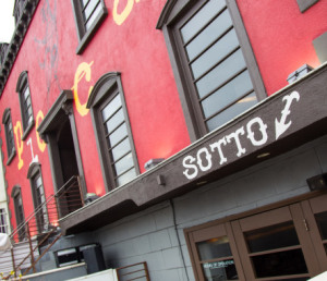 Picca, the eatery above Sotto, already closed last year.  I would not mind if Sotto followed suit.