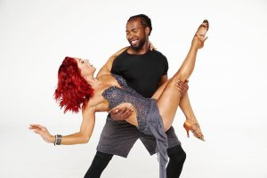 Josh Norman and Sharna Burgess.