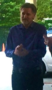 Bill Pullman.  Photo by Karen Salkin.