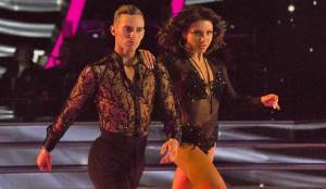 Adam Rippon and Jenna Johnson, the duo I predict will be the winners this season.