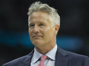 Brett Brown.