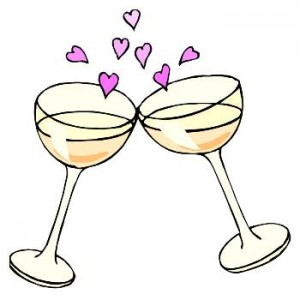 anniversary-clipart-Wedding-Anniversary-Champagne-Glasses-300x300