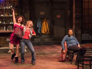 (L-R) Amy Pietz, Mary Mara, and Portia. Photo by Craig Schwartz.
