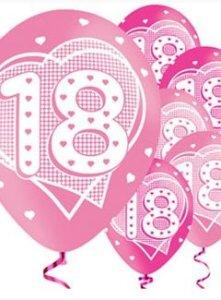 18-jaar-ballonnen-hart-roze