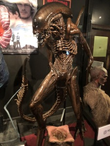 The Alien.  Photo by Karen Salkin.