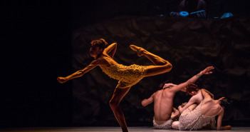 Lines Ballet  performing a world premiere with Zakir Hussain