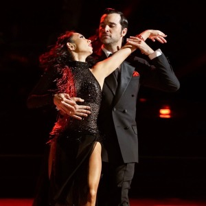 Juan Pablo Di Pace and Cheryl Burke doing the best tango ever seen on this show!