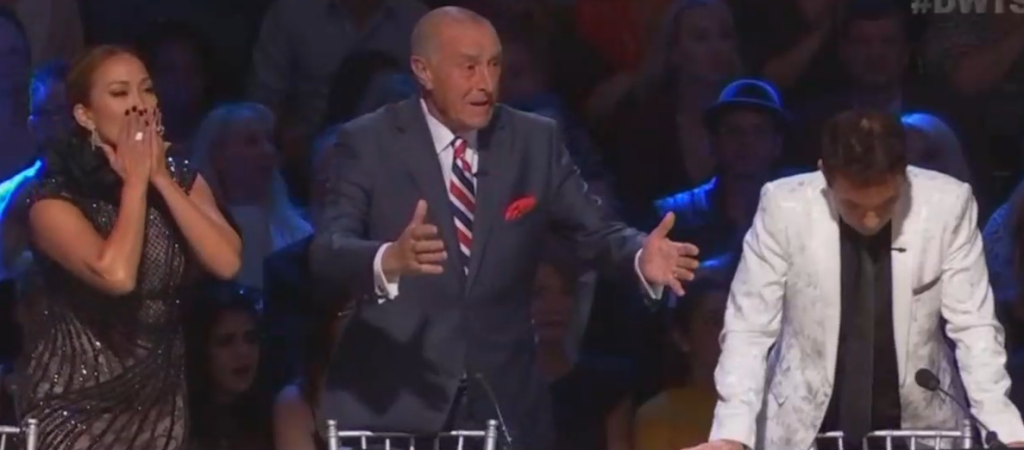 The judges in shock that Juan Pablo did not win, let alone make it to the final.