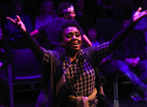 Ledisi. Photo by Dan Steinberg.
