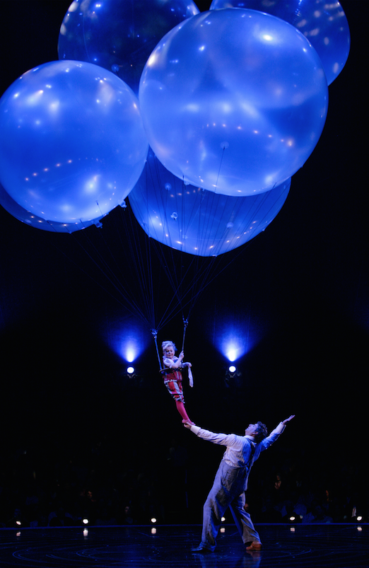 Photo courtesy of Cirque du Soleil.