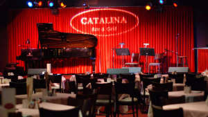The Catalina Jazz Club.