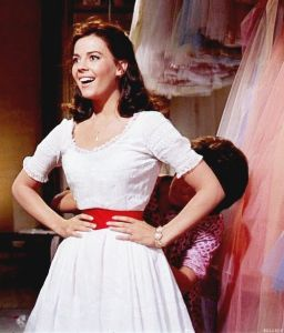 And Natalie Woods' dress in the film!