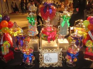 KCee's Candy Buffets. Photo by Karen Salkin.