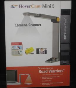 HoverCam Mini 5. Photo by Karen Salkin.