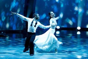 So You Think You Can Dance winners, Amy and Fik-Shun, performing their waltz, which is the last dance they competed together with.
