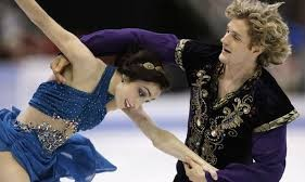 The great Meryl Davis and Charlie White.