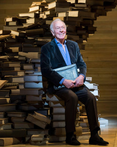 Christopher Plummer.  Photo by Craig Schwartz.