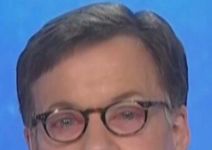 Bob Costas' eye infection.