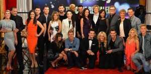 DWTS Season 18 cast, minus Amy Purdy because she was busy…winning a medal at the Paralymics in Sochi!!!