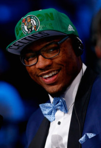 Marcus Smart, who got drated by the Boston Celtics.