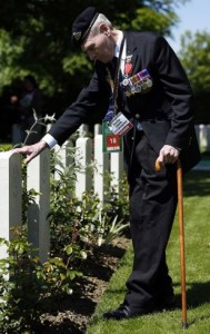 70th anniversary of D-Day campaign