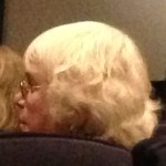 Oscar nominee June Squibb.  Photo by INAM staff photographer.