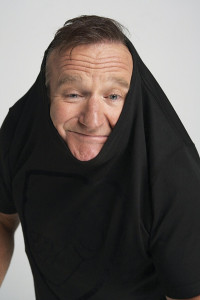 """Robin Williams.  I just figure he would get a kick out of someone using this as his """"RIP"""" picture!"""