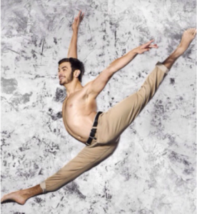 Ricky Ubeda.  Do you see why he deserves to win?!  And he performs these moves like buttah!