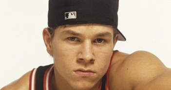 Mark Wahlberg, in his younger thug days.