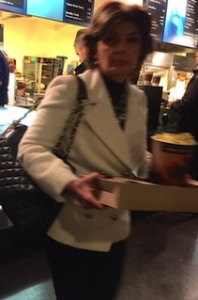 Gloria Allred.   Photo by INAM staff.