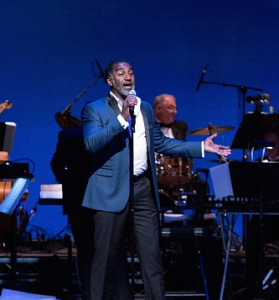 Norm Lewis. Photo by Earl Gibson for The ALS Association Golden West Chapter.