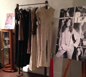 Part of the Made For Pearl on-site boutique.  Photo by Karen Salkin.