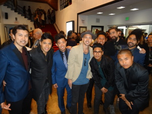 Winners, (and really fun dance group,) Quest Crew. Photo by Lauren Bennett.