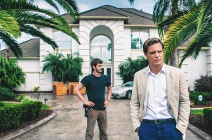 Andrew Garfield and Michael Shannon.