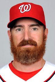 Adam LaRoche.  Doesn't he just look like a douchbag?