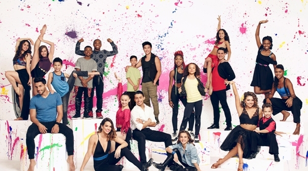 SO YOU THINK YOU CAN DANCE: Top row L-R: All-Star Kathryn McCormick, Tate McRae, NAME, All-Star Fik-Shun Stegall, Shaedan Gabriel, All-Star Marko Germar, All-Star Comfort Fedoke, Tahani Anderson, Daniela Avanzini, All-Star Jonathan Platero, Jordan Nata'e and Sasha Mallory. Bottom row L-R: All-Star Robert Roldan, J.D. Church, All-Star Gaby Diaz, Ruby Castro, All-Star Paul Karmiryan, Emma Hellenkam, All-Star Jenna Johnson and Jake Monreal on SO YOU THINK YOU CAN DANCE: THE NEXT GENERATION airing Mondays (8:00-9:00 PM ET/PT) on FOX. ©2016 Fox Broadcasting Co. CR: Drew Hermann/FOX