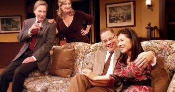 Martin Thompson, Susan Damante, Ken Kamlet, and Kyoko Okazaki. Photo by Ed Krieger.