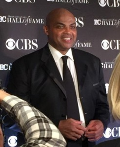 The one and only Charles Barkley. Photo by Karen Salkin.