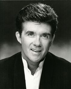 Alan Thicke when I met him.